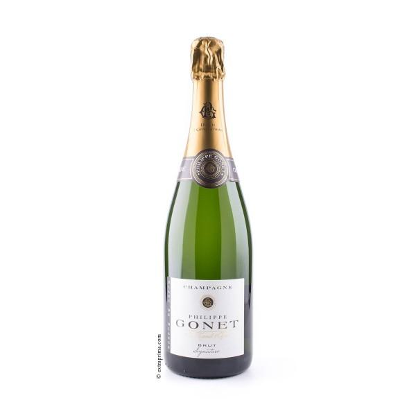 """Champagne Brut Blanc de Blancs """"Signature"""""""