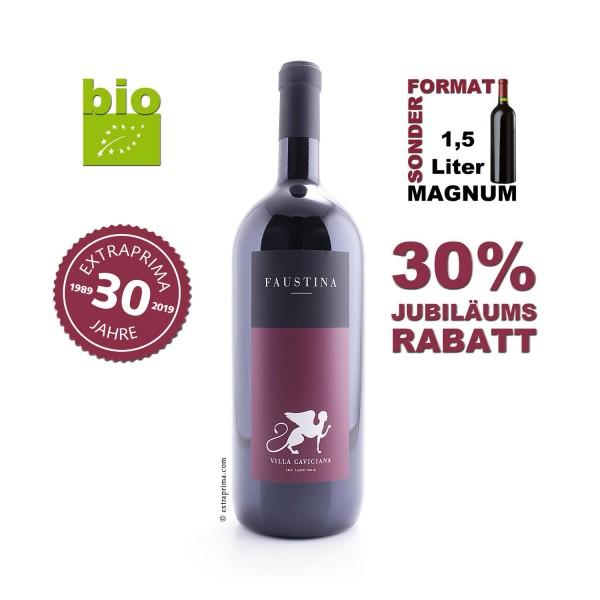 2013 Faustina Lazio IGT -bio- | Magnum 1,5-Ltr.