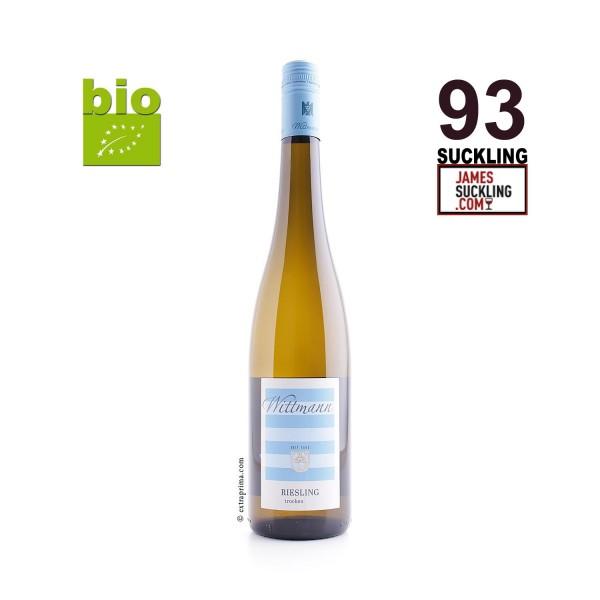 2019 Riesling trocken Gutswein - Wittmann -bio-