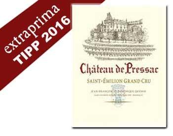 2016 Château de Pressac - St.-Emilion