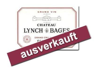 2016 Château Lynch-Bages - Pauillac
