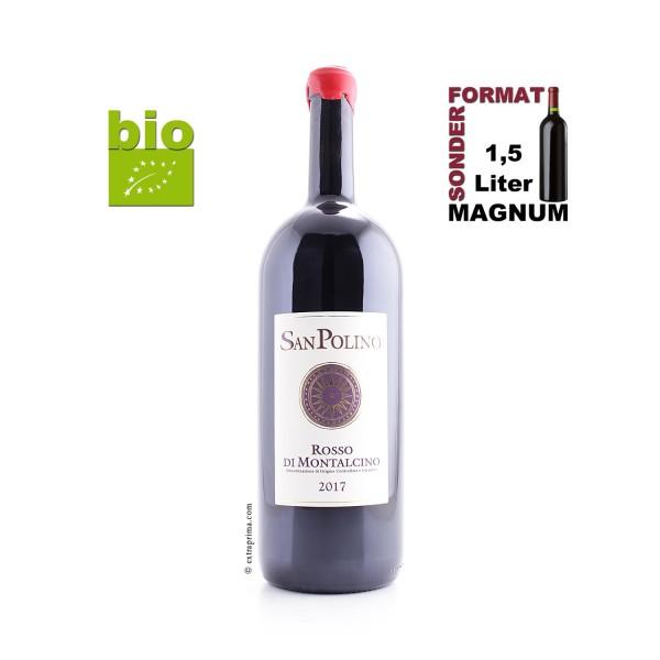 2017 Rosso di Montalcino | MAG 1,5-Ltr. -bio-