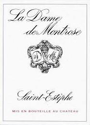 2019 La Dame de Montrose - St.-Estèphe