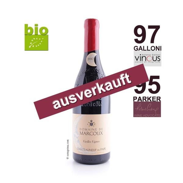 2017 Châteauneuf-du-Pape 'Vieilles Vignes' -bio-