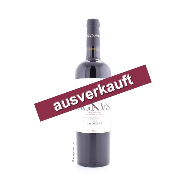 2015 Rioja Crianza Agnus - Bodegas Valdelana