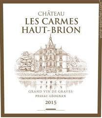 2019 Château Les Carmes Haut-Brion - Péssac-Léognan - 2. Tranche