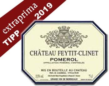 2019 Château Feytit-Clinet - Pomerol