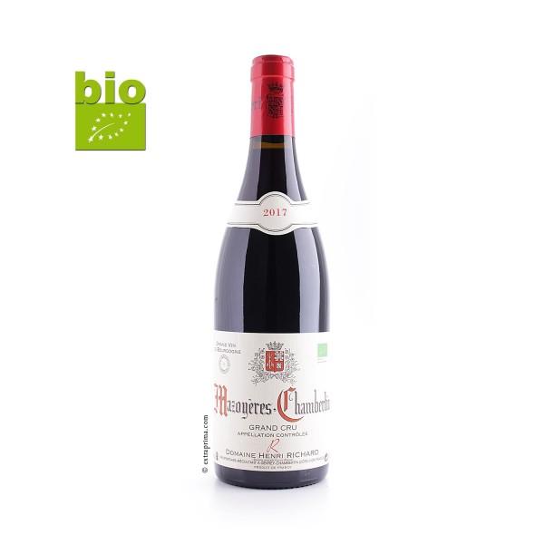 2017 Mazoyères-Chambertin Grand Cru - Henri Richard -bio-