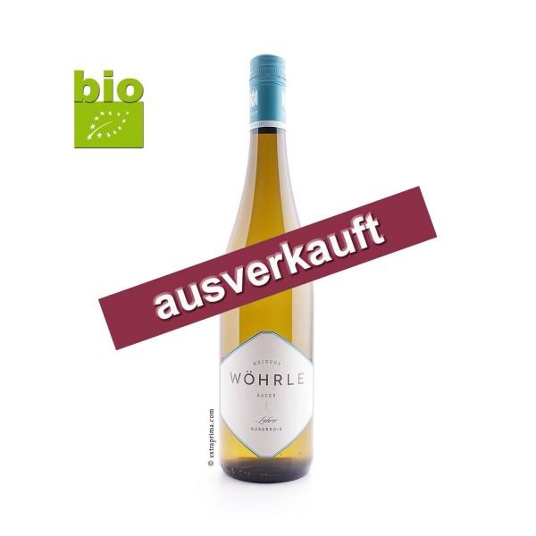 2019 Lahrer Auxerrois - Wöhrle -bio-
