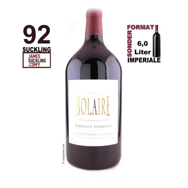 2016 Château Bolaire - Bordeaux Supérieur | IMP 6,0-Ltr.