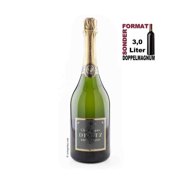 Champagne Brut Classic - Deutz | DMG 3,0-Ltr.