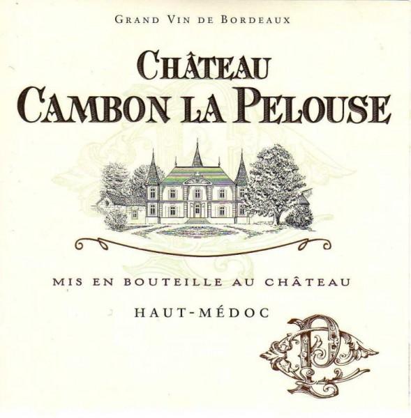 2018 Château Cambon la Pelouse - Haut-Médoc