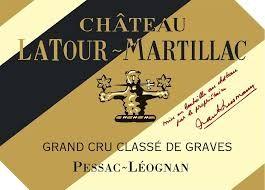 2018 Château Latour-Martillac rouge - Péssac-Léognan