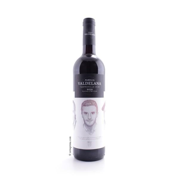 2018 Rioja tinto joven - Juan de Valdelana
