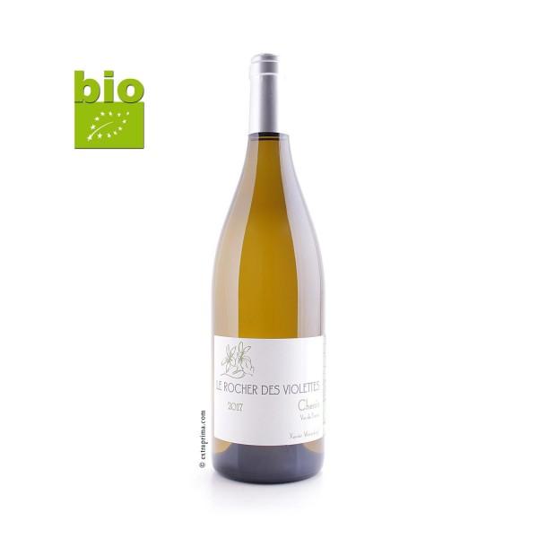 2017 Chenin Blanc Vin de France - Rocher des Violettes -bio-