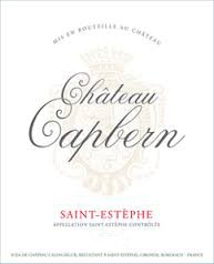 2018 Château Capbern - St.-Estèphe