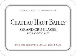 2018 Château Haut-Bailly - Péssac-Léognan