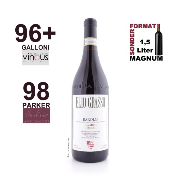 2016 Barolo Gavarini 'Vigna Chiniera' | MAG 1,5-Ltr.