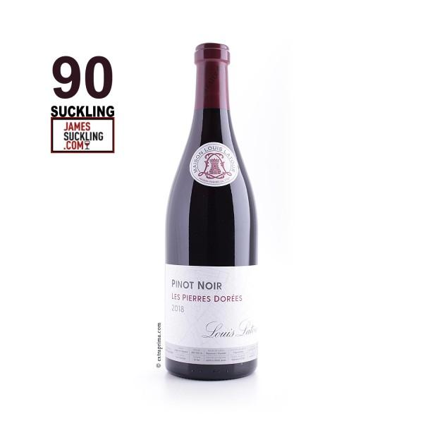 2018 Bourgogne Pinot Noir Pierres Dorées