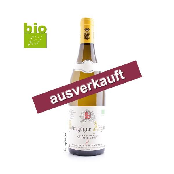 2018 Bourgogne Aligoté 'Corvée de l'Eglise' -bio-