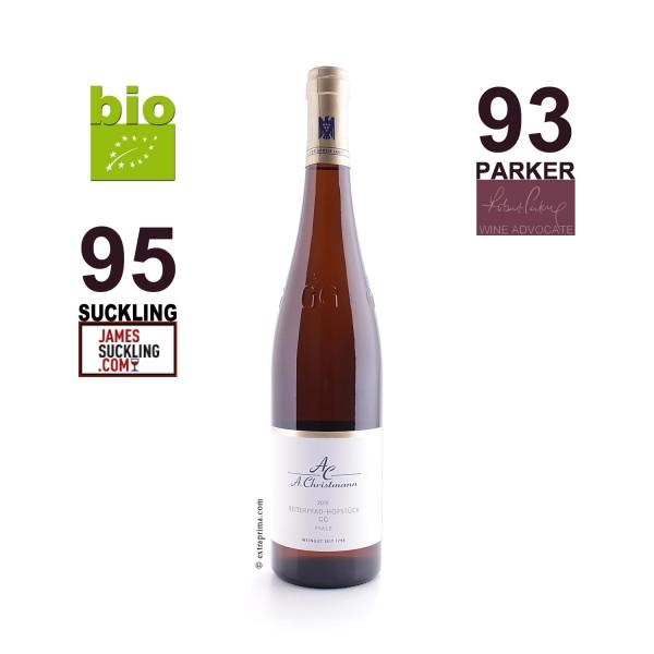 2018 Riesling Reiterpfad-Hofstück GG - Christmann -bio-