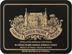 2017 Château Palmer - Margaux