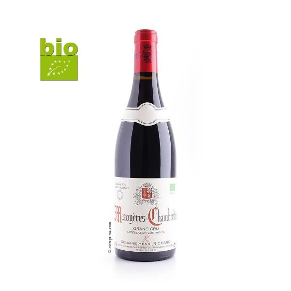 2018 Mazoyères-Chambertin Grand Cru -bio-