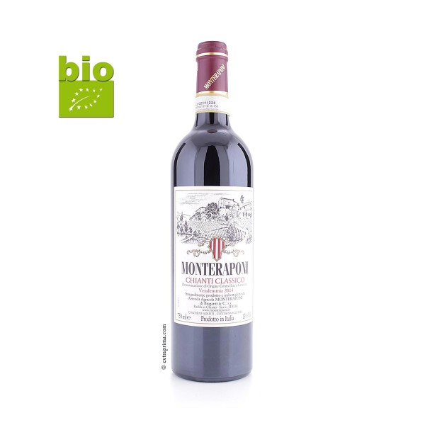2014 Chianti Classico DOCG BIO - Monteraponi