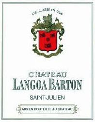 2019 Château Langoa-Barton - St.-Julien