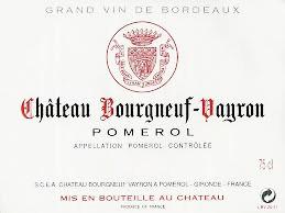 2018 Château Bourgneuf-Vayron - Pomerol