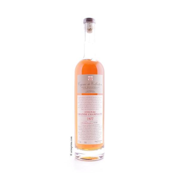 1977 Cognac Grande Champagne - 52,7% Vol.