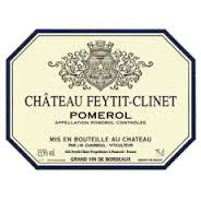 2018 Château Feytit-Clinet - Pomerol
