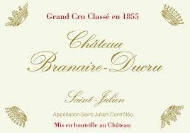 2018 Château Branaire-Ducru - St.-Julien