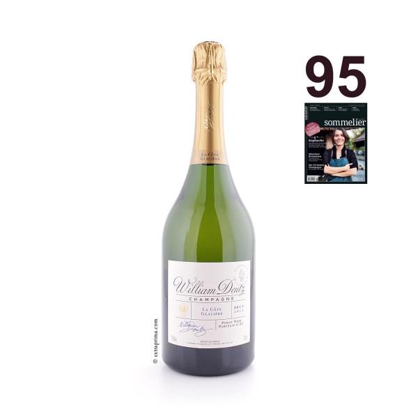 2012 Champagne Brut Pinot Noir 'La Côte Glacière' Hommage a William Deutz