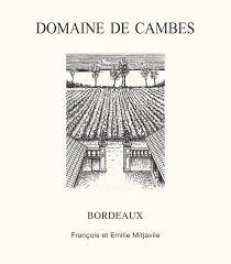 2016 Château Domaine de Cambes