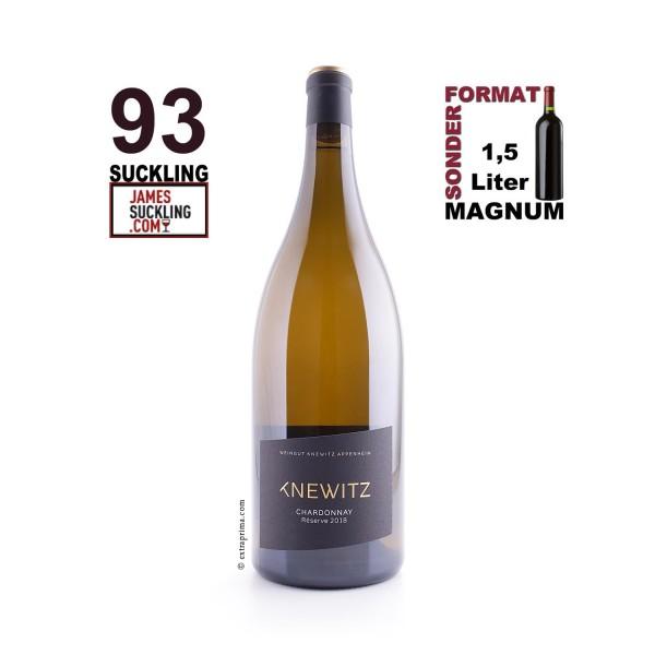 2018 Chardonnay Réserve - Weingut Knewitz | MAG 1,5-Ltr.