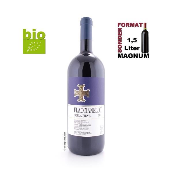 2015 Flaccianello della Pieve - Fontodi | 1,5-Ltr. Magnum -bio-
