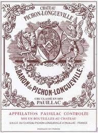 2018 Château Pichon Baron - Pauillac