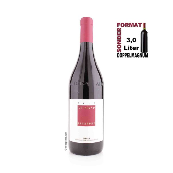 2012 Barolo 'Le Vigne' | Doppelmagnum - Sandrone