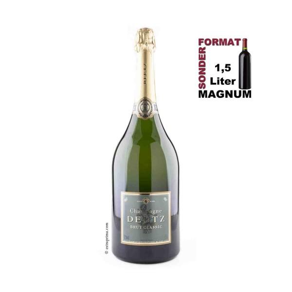 Champagne Brut Classic | 1,5 Ltr.