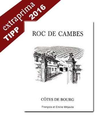 2016 Château Roc de Cambes