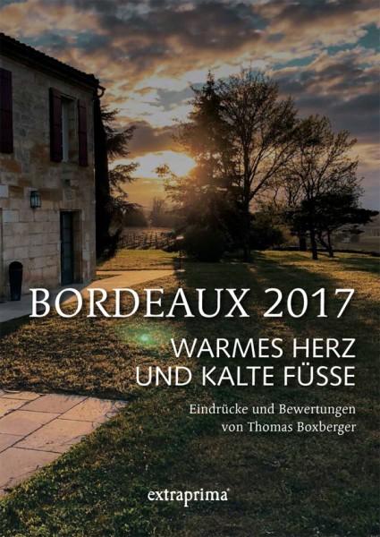 BORDEAUX 2017 - Thomas Boxberger | 80 Seiten