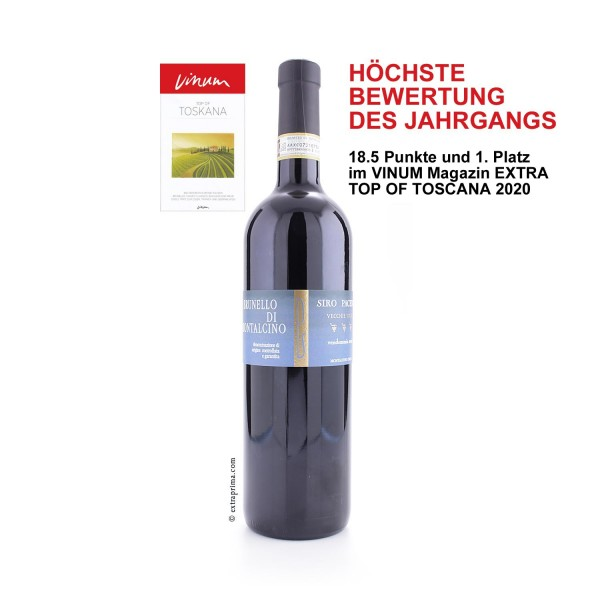 2014 Brunello di Montalcino 'Vecchie Vigne' - Pacenti