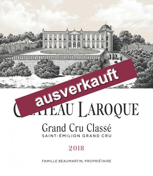2018 Château Laroque - St.-Emilion