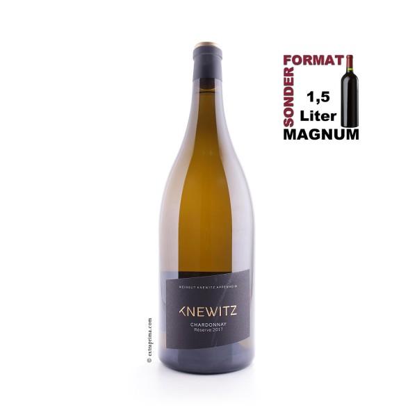 2017 Chardonnay Réserve - Weingut Knewitz | MAG 1,5-Ltr.