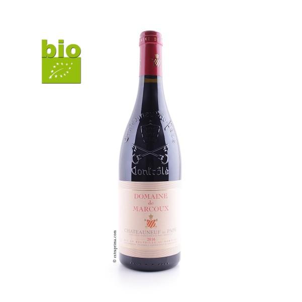 2016 Châteauneuf-du-Pape rouge - Marcoux -bio-