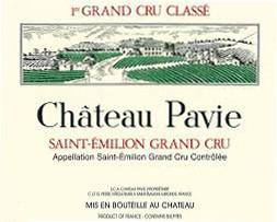 2018 Château Pavie - St.-Emilion