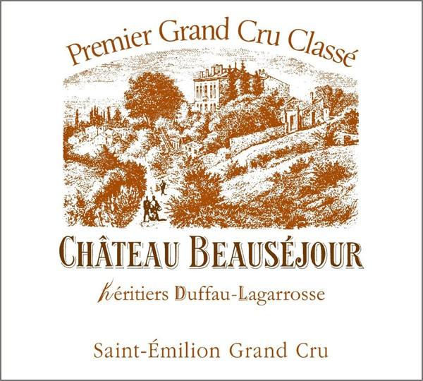 2019 Château Beauséjour Duffau Lagarosse - St.-Emilion