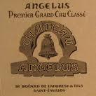 2016 Château Angélus - St.-Emilion