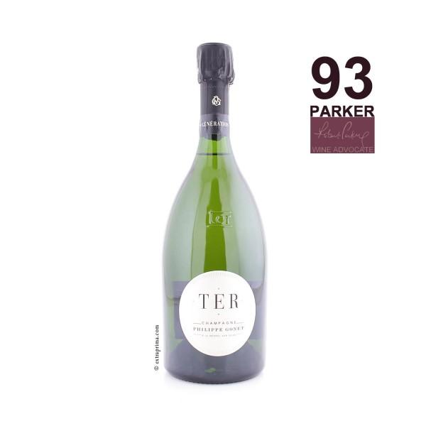 Champagne Cuvée TER Blanc de Blancs - Philippe Gonet